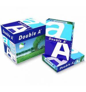 Doos à 5 pakken Double A premium A4 papier 80 gram – 500 vel
