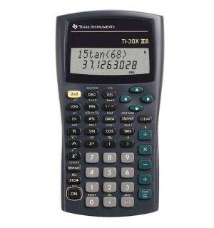 calculator Ti-30 X IIB