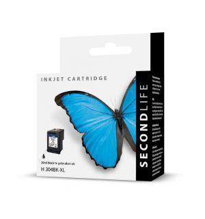 SecondLife HP 304 XL zwart
