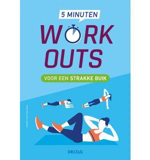 5 minuten work-outs voor een strakke buik