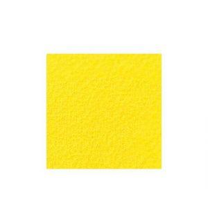 Tekenpapier Folia 50X70Cm 130Gr Pak A 25 Vel Bananengeel