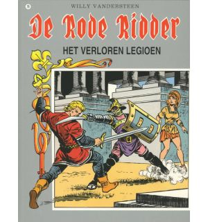 De Rode Ridder 78 - Verloren legioen