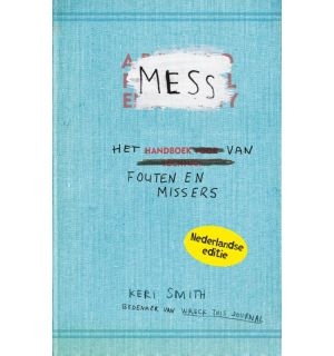 Wreck this journal - MESS