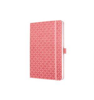 Notitieboek Sigel Jolie Flair A5 Hardcover Gelinieerd Rose