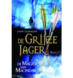 De Grijze Jager 5 - De magier van Macindaw