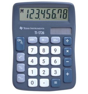 Calculator TI-1726