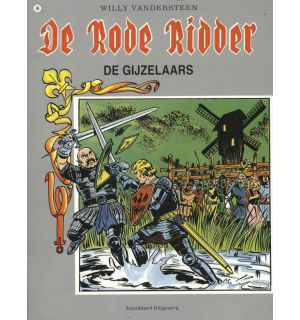 De Rode Ridder 99 - De gijzelaars