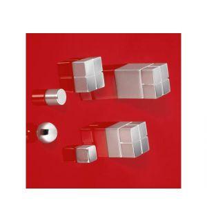 Magneet Voor Glasbord Sigel Rond 10Mm Strong 10 Stuks