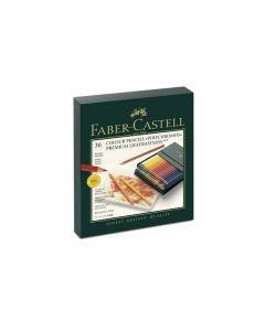 Faber Castell Polychromos Kleurpotlood Studiobox 36 stuks