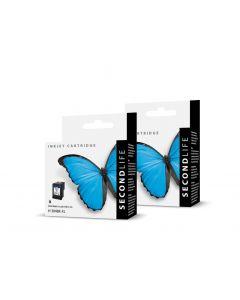 Huismerk Voordeelset HP 304 XL zwart + 3 kleuren