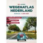 ANWB wegenatlas - De ANWB Wegenatlas Nederland 1:100.000